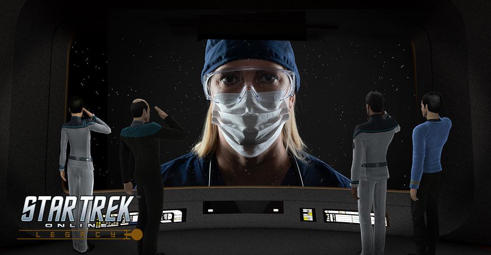 Star Trek Online Medical pack